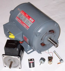elektrik motoru