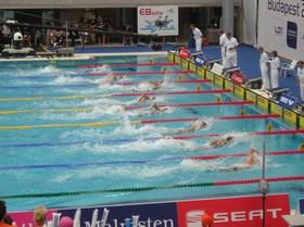 yüzme sporu