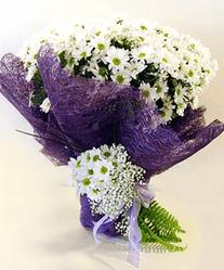 Sözlü yada nişanlıya çiçek örneği
