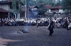 köy seyirlik oyunu