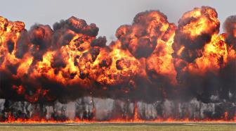 napalm bombası